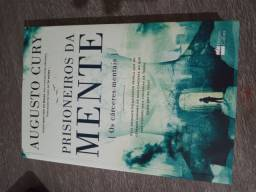 Livro Augusto Cury: Prisioneiros da Mente