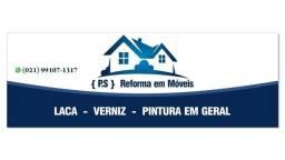 ( P.S) Reformas de móveis PINTURA EM GERAL