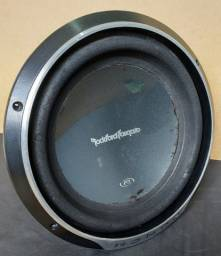 Título do anúncio: Subwoofer Rockford Fosgate punch P3D412 Alto falante