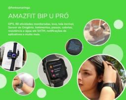 Amazfit Bip U Pró - Lacrado