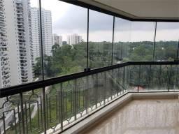 Apartamento para alugar com 4 dormitórios em Santo amaro, São paulo cod:REO96634