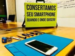 Especialistas em conserto de telas de smartphone e iphone