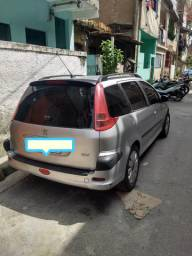 Vendo carro Peugeot sw 1.4
