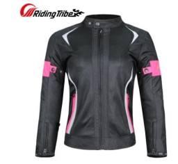 Jaqueta moto motociclista feminina