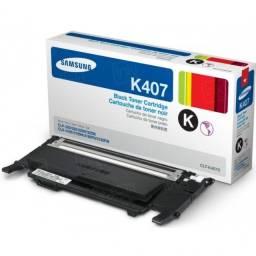 Toner Samsung Original Clt-k407s Black