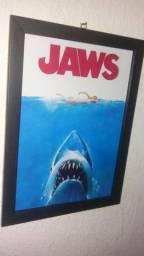 Quadro Filme Tubarão