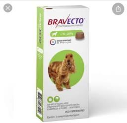 Título do anúncio: Bravecto  10/20 kg