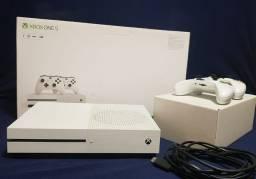 Xbox One S Com Caixa e NF