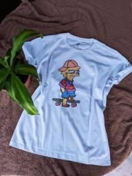 Camiseta Lisa Simpson