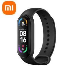 Título do anúncio: Lançamento SmartBand Xiaomi Mi Band 6 Original