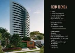 Título do anúncio: Apartamento nas Graças 3 Quartos Edificio Dumont Garden.