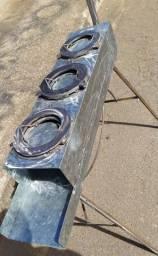 Fogão a lenha de aço <br>WhatsApp *<br>Apartir de R$ 200.00