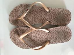 Sandália coca cola original tamanho 39-40