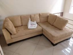 Título do anúncio: jogo de sofa em L