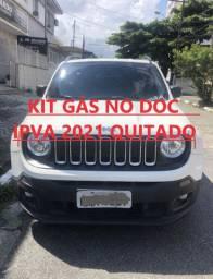 RENEGADE 2017 Kit gás natural GNV no documento