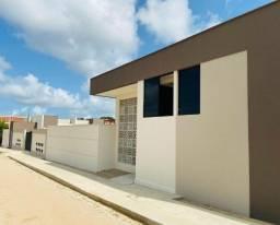 Casa em Condomínio Fechado em Parnamirim - 2/4 Suíte - 62m² - Doc Grátis