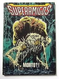 Superamigos n.35 (Monstro do Pântano - fase Alan Moore)   [DC   HQ Gibi Quadrinhos]