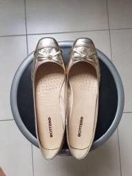 Sapatilha Feminina Bottero Dourada