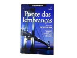 Livro Ponte das Lembranças -  Romance Espirita