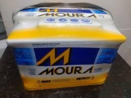 Bateria Moura 60 amperes nova