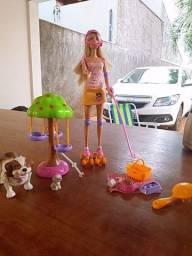 Kit barbie piquinique