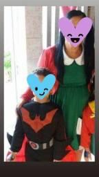 Fantasia Chiquinha e Batman