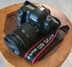 Câmara Canon 6D Mark ll
