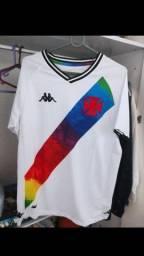 Título do anúncio: Camisa de time Vasco da gama