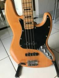 Baixo SQUIER Jaz Bass vintage modifield