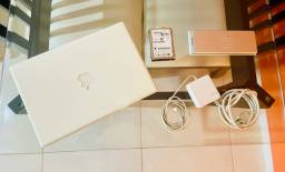 Vendo MacBook White pra sair rápido