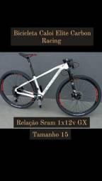Bicicleta Caloi elite Carbon Racing