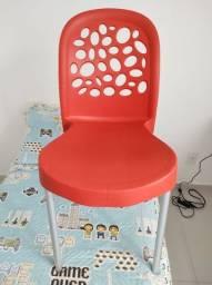 Título do anúncio: Vendo 04 cadeiras