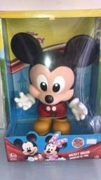 Título do anúncio: boneco mickey mouse todo de vinil