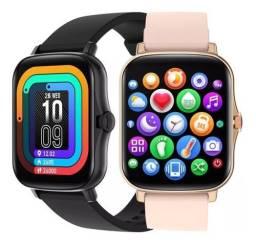Smartwatch Colmi P8 Plus/Y20 Tela 1.69 Função no Botão - Lançamento 2021