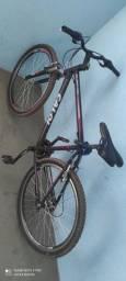 Vendo bicicleta de alumínio da caloi