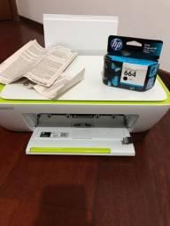Impressora + cartucho novinha