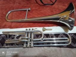 Trombone de pisto Dó curto Weril