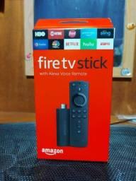 Fire TV Stick Amazon- novo e original