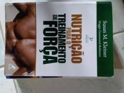 Livros da área da Educação física.