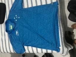 Camisa Cruzeiro - Uniforme 3 - 2015 - Tamanho G