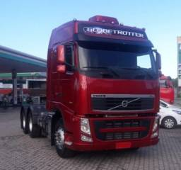 Volvo FH 540 Globetroter  6x4  2014