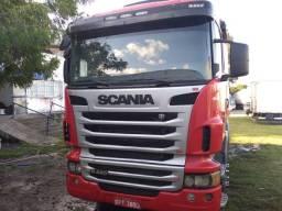 Scania R440 6x4  / 2013