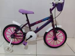 Bicicleta Wendy aro 16