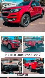 Título do anúncio: S10 High Country 2019