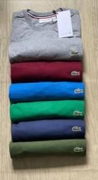Camisas Peruana Algodão fio 40.1 C/ Elastano
