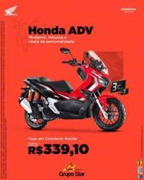 Moto Honda ADV