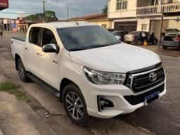 Hilux SRV 4x4 2018/2019 Diesel Automática
