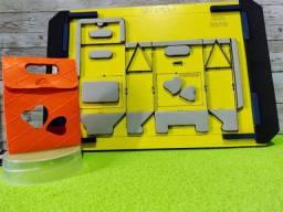 Título do anúncio: Faça para máquina de corte e vinco