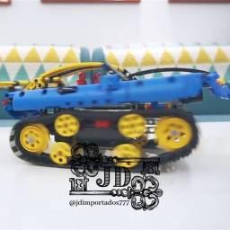 Carro de controle remoto, controle pelo celular Lego 572 peças