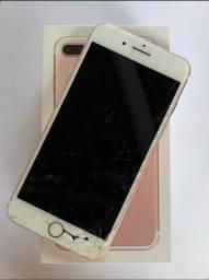 Iphone 7 plus, 256 GB